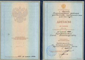 Бухгалтерский учет и аудит Трофимова
